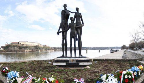 Antifašistička akcija Novog Sada odala počast žrtvama Racije i pozvala na borbu protiv fašizma 1