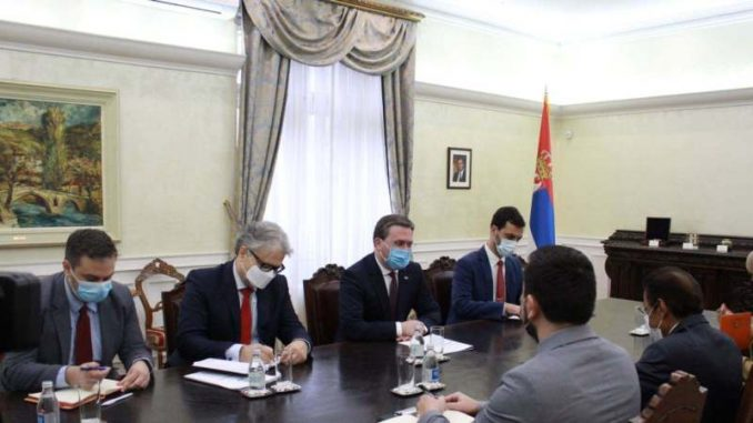 Selaković apelovao na Katar da ne lobira u korist Prištine 1
