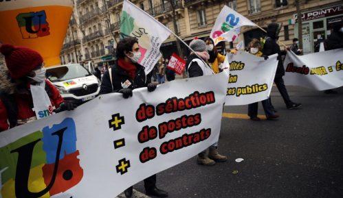 U Francuskoj štrajk i protesti prosvetnih radnika 6