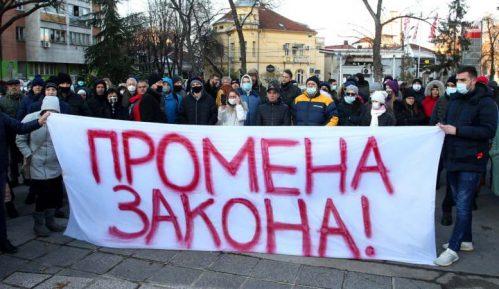 """Novi protest u Nišu: Građani pripremaju nacrt """"Andrejevog zakona"""" 1"""