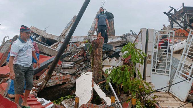Zemljotres u Indoneziji, najmanje 42 mrtva 5