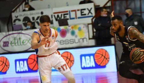 Borac ponovo pobedio Partizan, povreda Jaramaza 10