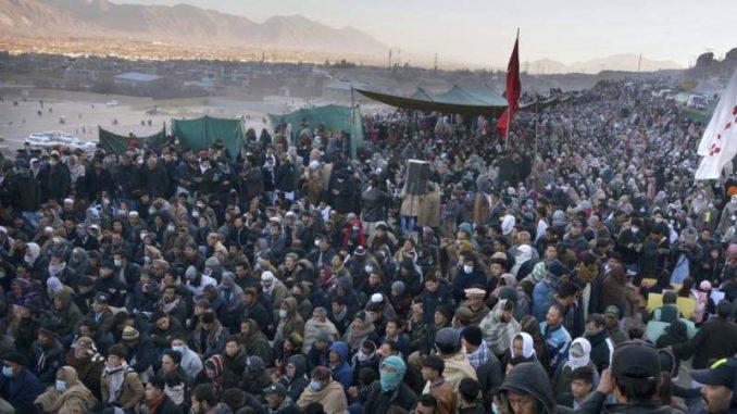U Pakistanu sahranjeni ubijeni rudari posle sedmice protesta 1