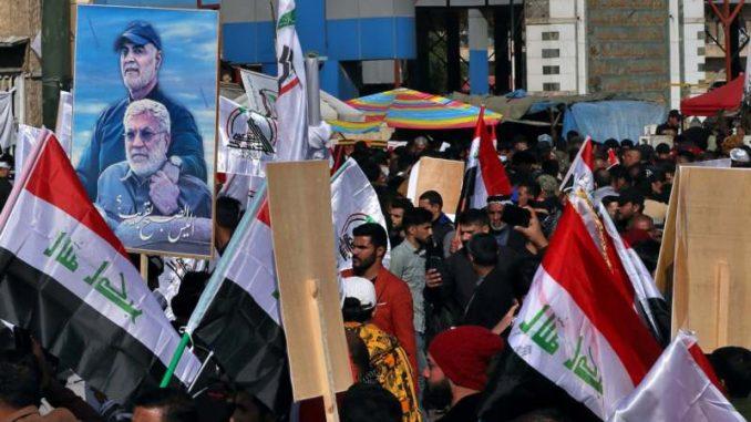 U Bagdadu obeležena prva godišnjica od ubistva generala Solejmanija 1