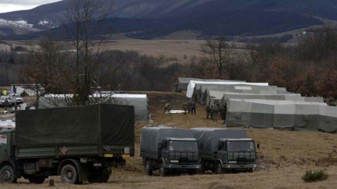 EU povećava pomoć za migrante u BiH, poziva na ponovnu izgradnju kampa Lipa 4