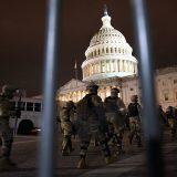 Američki Pentagon aktivirao 6.200 pripadnika Nacionalne garde za obezbeđivanje Kongresa 12
