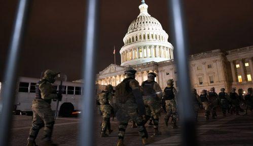 Američki Pentagon aktivirao 6.200 pripadnika Nacionalne garde za obezbeđivanje Kongresa 1