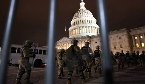 Američki Pentagon aktivirao 6.200 pripadnika Nacionalne garde za obezbeđivanje Kongresa 6