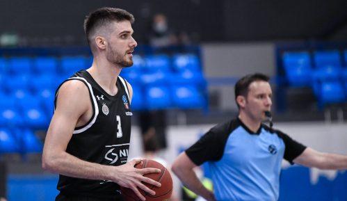 Košarkaši Partizana izgubili od Budućnosti 1