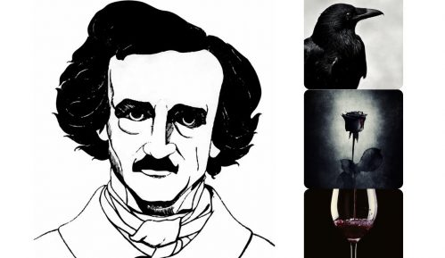 """Život """"oca krimića"""" Edgara Alana Poa poput junaka iz njegovih dela 7"""