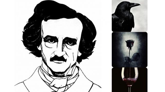"""Život """"oca krimića"""" Edgara Alana Poa poput junaka iz njegovih dela 1"""