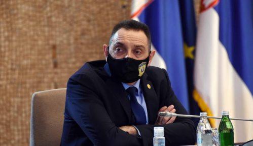 Vulin: Argumentovano ćemo se boriti da Kosovo ne bude primljeno u Interpol 2