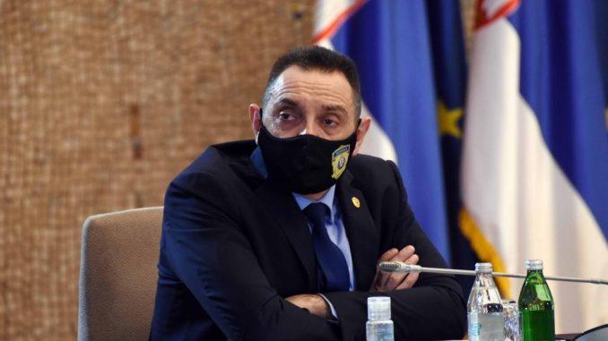 Vulin tražio objašnjenje i kazne za učesnike incidenta u Borovu 3