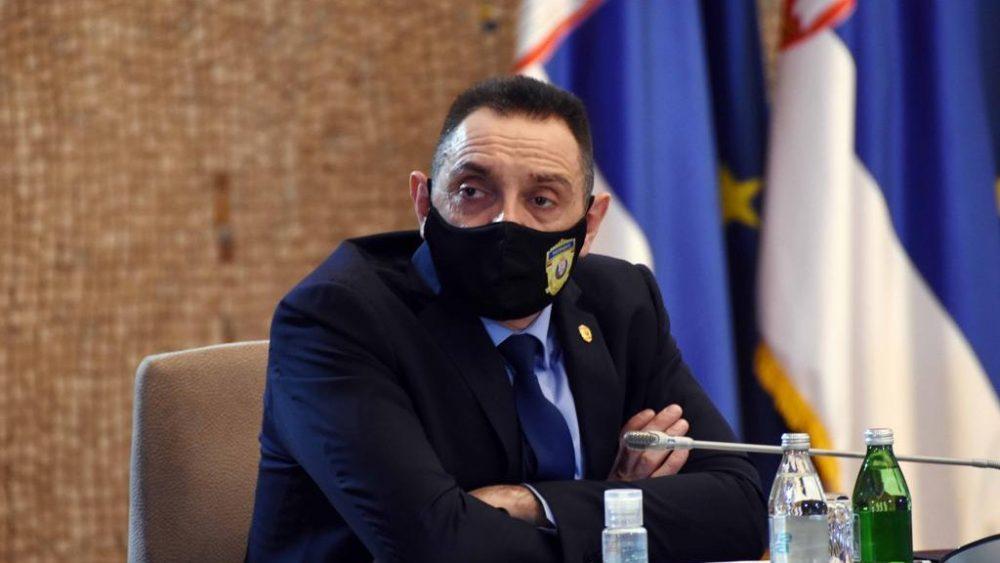 Vulin: Grupe Belivuka i Zvicera mogu da destabilizuju državu uklanjanjem Vučića 1