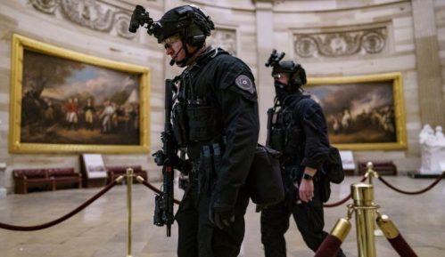 Ambasada SAD: Nasilje u Kongresu neprihvatljivo i užasavajuće 1