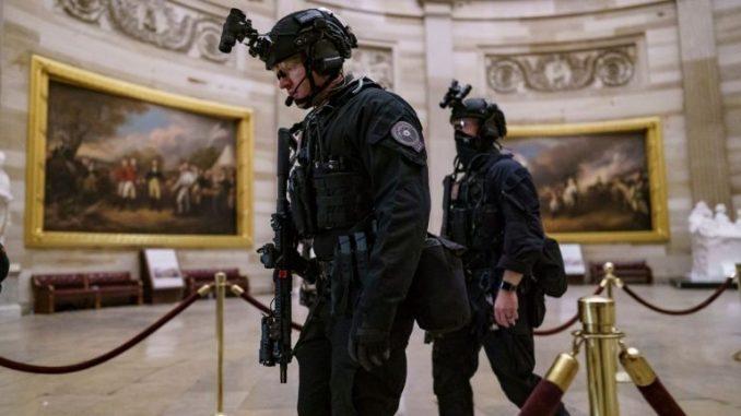 Ambasada SAD: Nasilje u Kongresu neprihvatljivo i užasavajuće 4