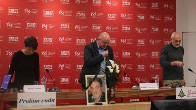 Održana komemoracija Miloradu Doderoviću 3