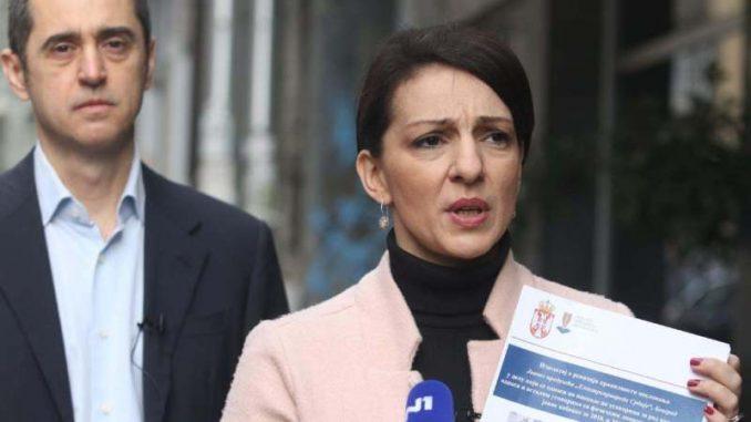 Tepić (SSP): Revizor potvrdio da je Grčić kršio zakon i zloupotrebljavao novac 1