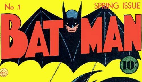 Betmen #1 prodat za rekordnih 2,2 miliona dolara 25