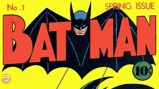 Betmen #1 prodat za rekordnih 2,2 miliona dolara 2