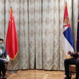 Srbija sa Kinom potpisala memorandum za nabavku brzih vozova 5