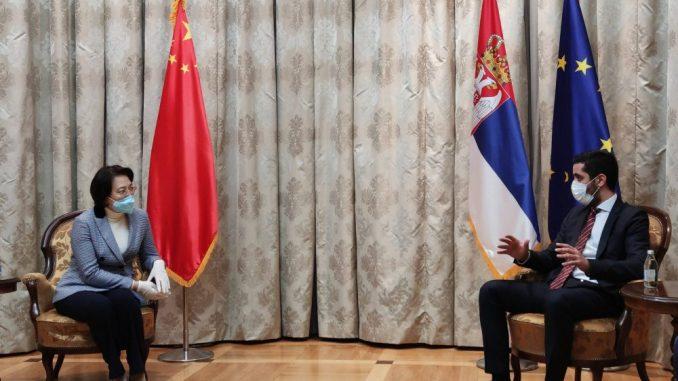 Srbija sa Kinom potpisala memorandum za nabavku brzih vozova 4