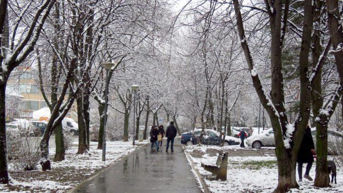 U Srbiji sutra promenljivo i hladno vreme, temperatura do osam stepeni 4