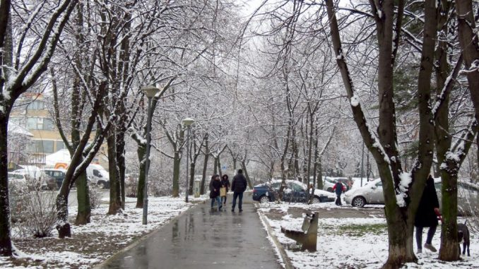 U Srbiji sutra promenljivo i hladno vreme, temperatura do osam stepeni 3