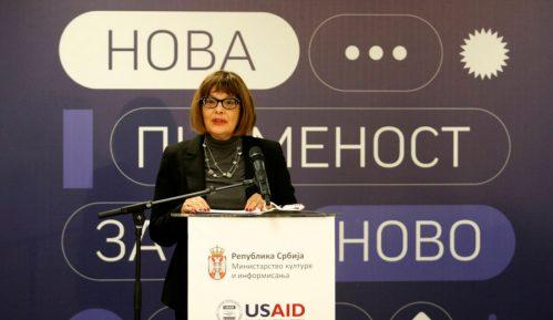 Gojković: Važno da se kod mladih razviju sposobnosti čitanja, tumačenja i procenjivanja novih sadržaja 2