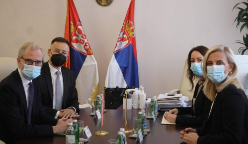 Ministarka Popović sa ambasadorom Luterotijem: Reformišemo pravosudni sistem, menjamo Ustav 8