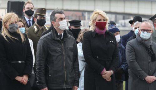 Državni zvaničnici Srbije položili vence u znak sećanja na žrtve Holokausta 3
