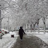 U Srbiji danas oblačno i hladno sa kišom i snegom 5