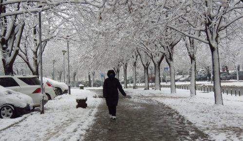 U Srbiji danas oblačno i hladno sa kišom i snegom 8