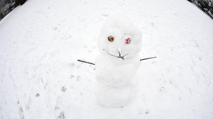 U Srbiji ponegde sneg ili kiša, dobra prohodnost puteva 1