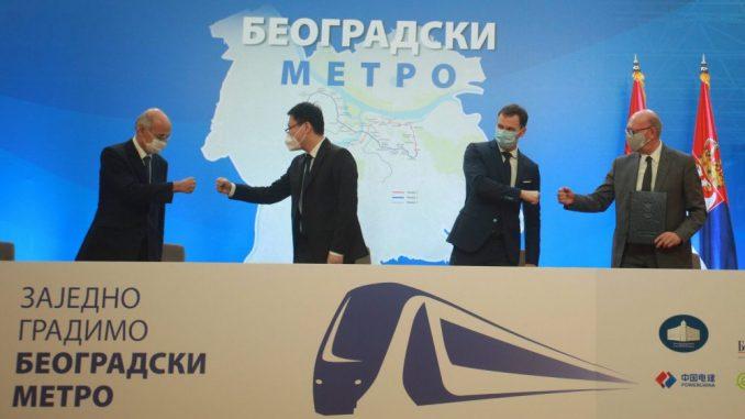 Vesić: Izgradnjom metroa Beograd rešava pitanje saobraćaja, ekologije i pravilnog razvoja grada 4