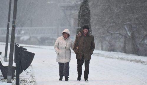 U Srbiji ujutru hladno, tokom dana padaće kiša i sneg 1