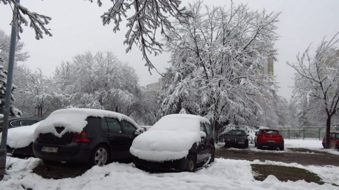 U Srbiji danas oblačno vreme, mestimično sa snegom 3