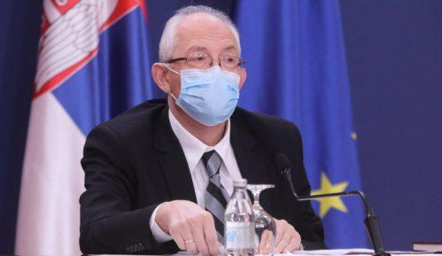 Kon: Smiruje se širenje infekcije korona virusom u Srbiji 6