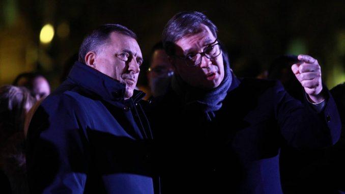 Vučića na otkrivanju spomenika Stefanu Nemanji čuvalo više od 850 specijalaca 5