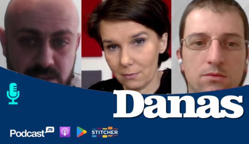 Danas podkast: Gde vodi reakcija javnosti na tragediju u Nišu? 32