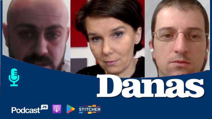 Danas podkast: Gde vodi reakcija javnosti na tragediju u Nišu? 3