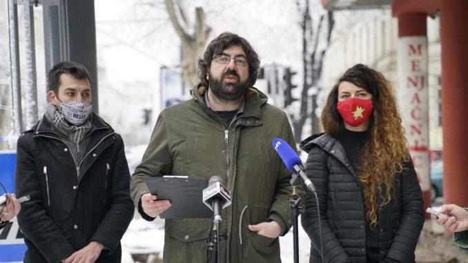 NDBG i Institut za urbane politike podneli tužbu protiv Gorana Vesića 5