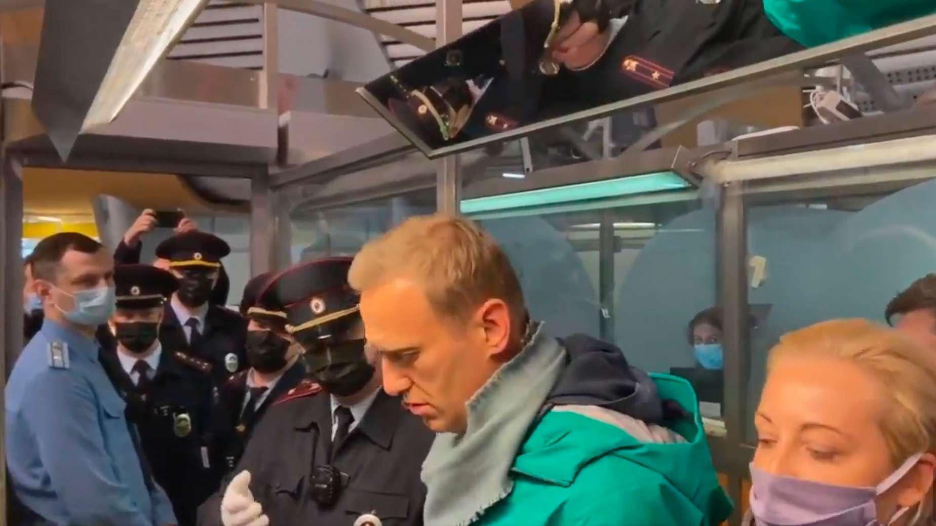 Kremlj: Moskva neće razmatrati apele Zapada da oslobodi Navaljnog, to je unutrašnja stvar 1