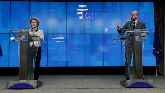 Fon der Lajen: EU će što pre moguće obezbediti vakcine za Zapadni Balkan 4