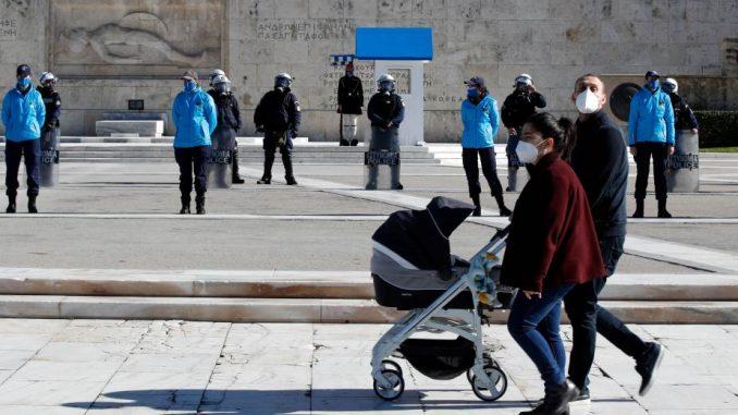 Grčka policija zabranila okupljanja uoči najavljenog skupa krajnjih levičara 3