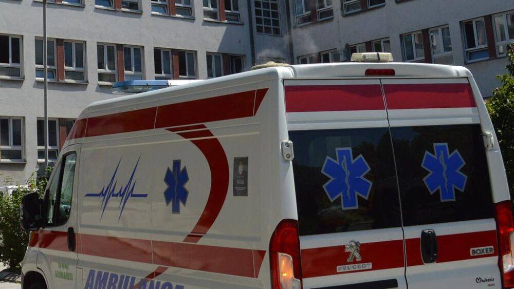 Novi Pazar: U saobraćajnoj nesreći povređeno 11 osoba 1