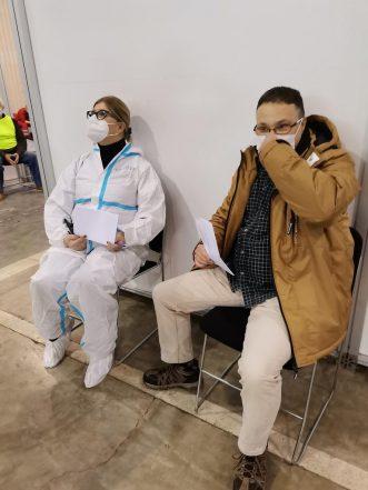 Kako izgleda vakcinacija na Beogradskom sajmu? (FOTO) 2