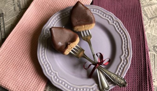 Kesten kolači sa višnjama (recept) 8