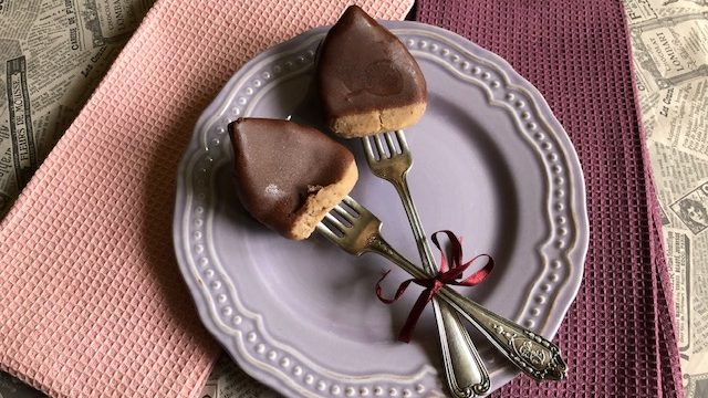 Kesten kolači sa višnjama (recept) 7