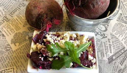 Salata od pečene cvekle (recept) 5